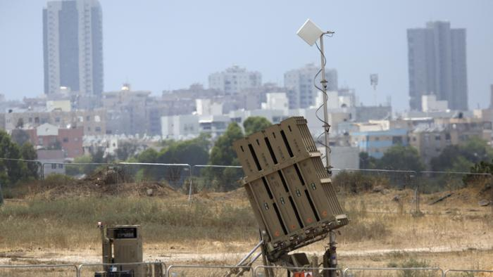 Canada Just Bought Israel's Iron Dome Radar Technology