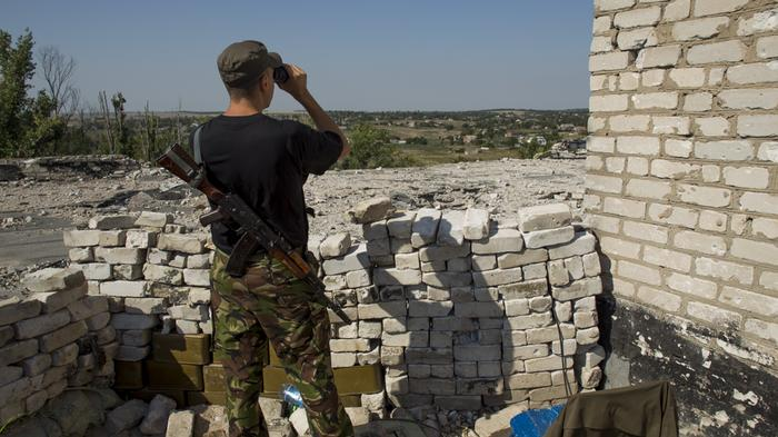 The Holdouts: We Witnessed a Battalion's Final Days on Shyrokyne's Frontline