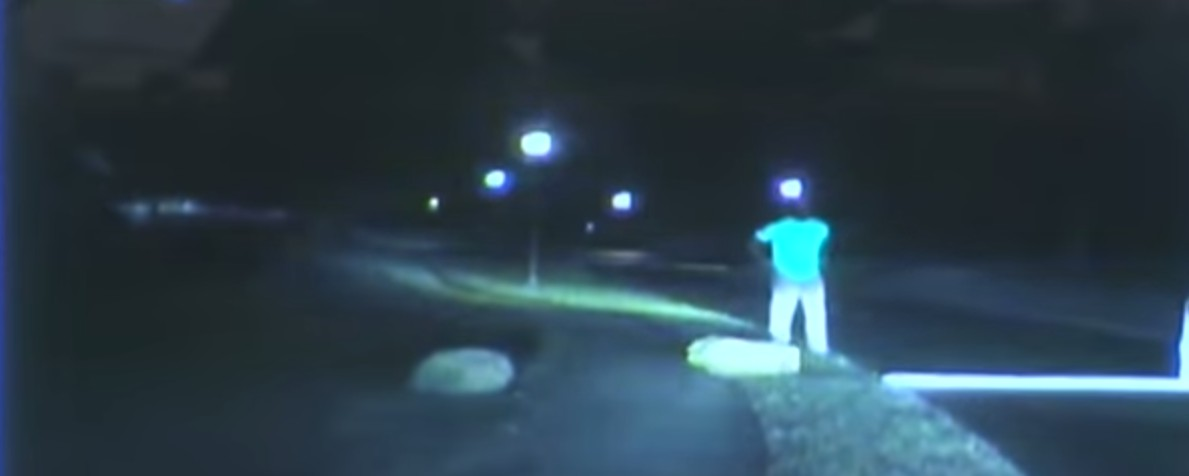 Dashcam Video of Cop Killing Black Man Seeking Help After Car Crash Shown at Trial
