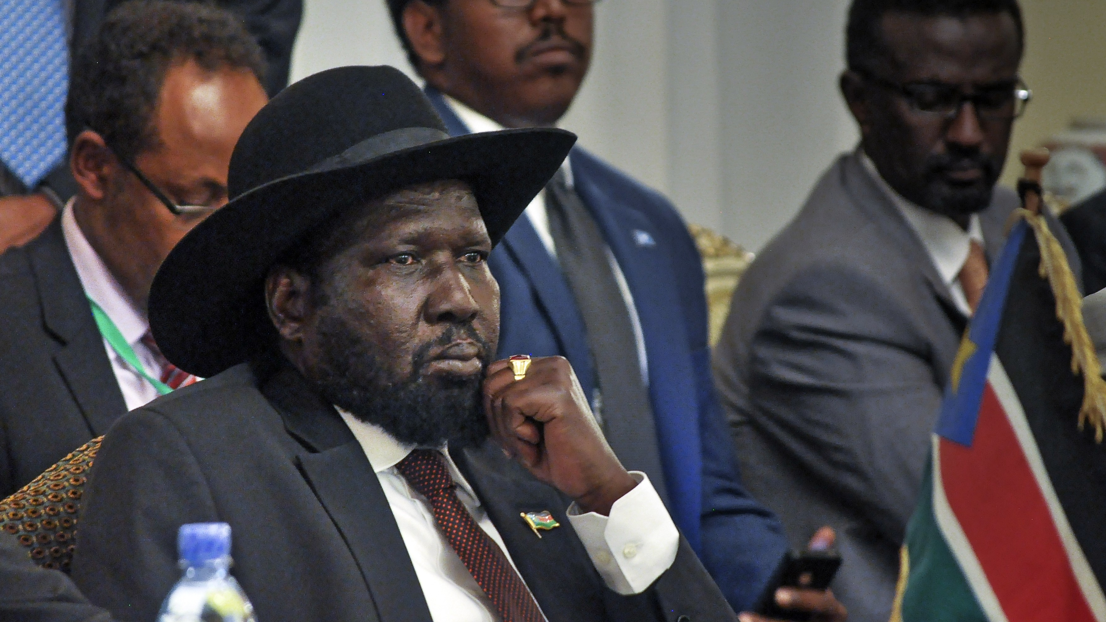 South Sudan Leaders Start Up Talks to End Bloody Civil War — Again