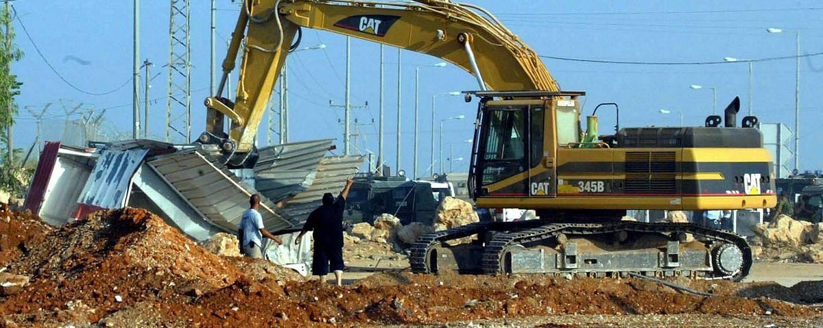 Israel Destroys Palestinian Homes After Announcing New Settlements