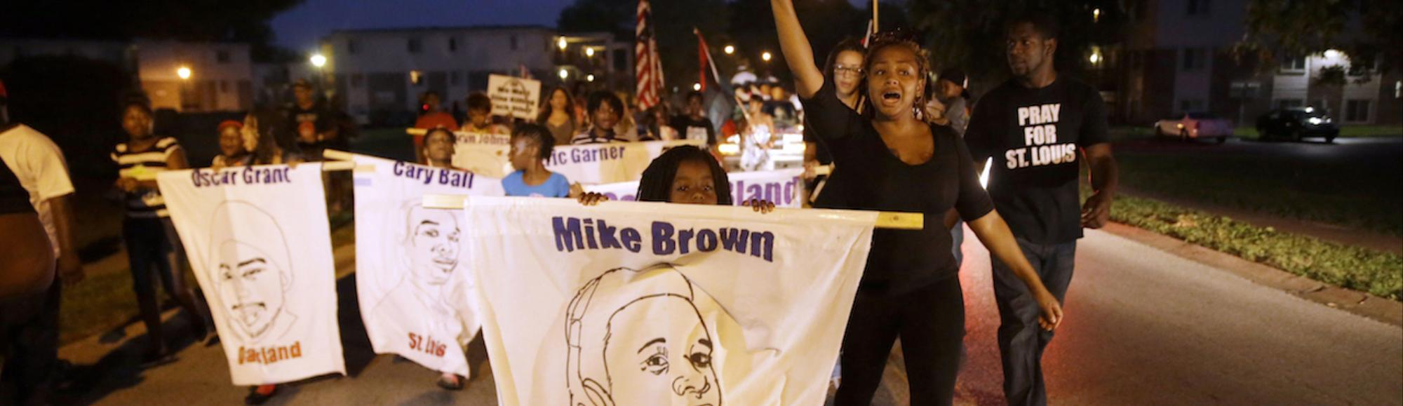Police Have Killed at Least 1,083 Americans Since Michael Brown's Death