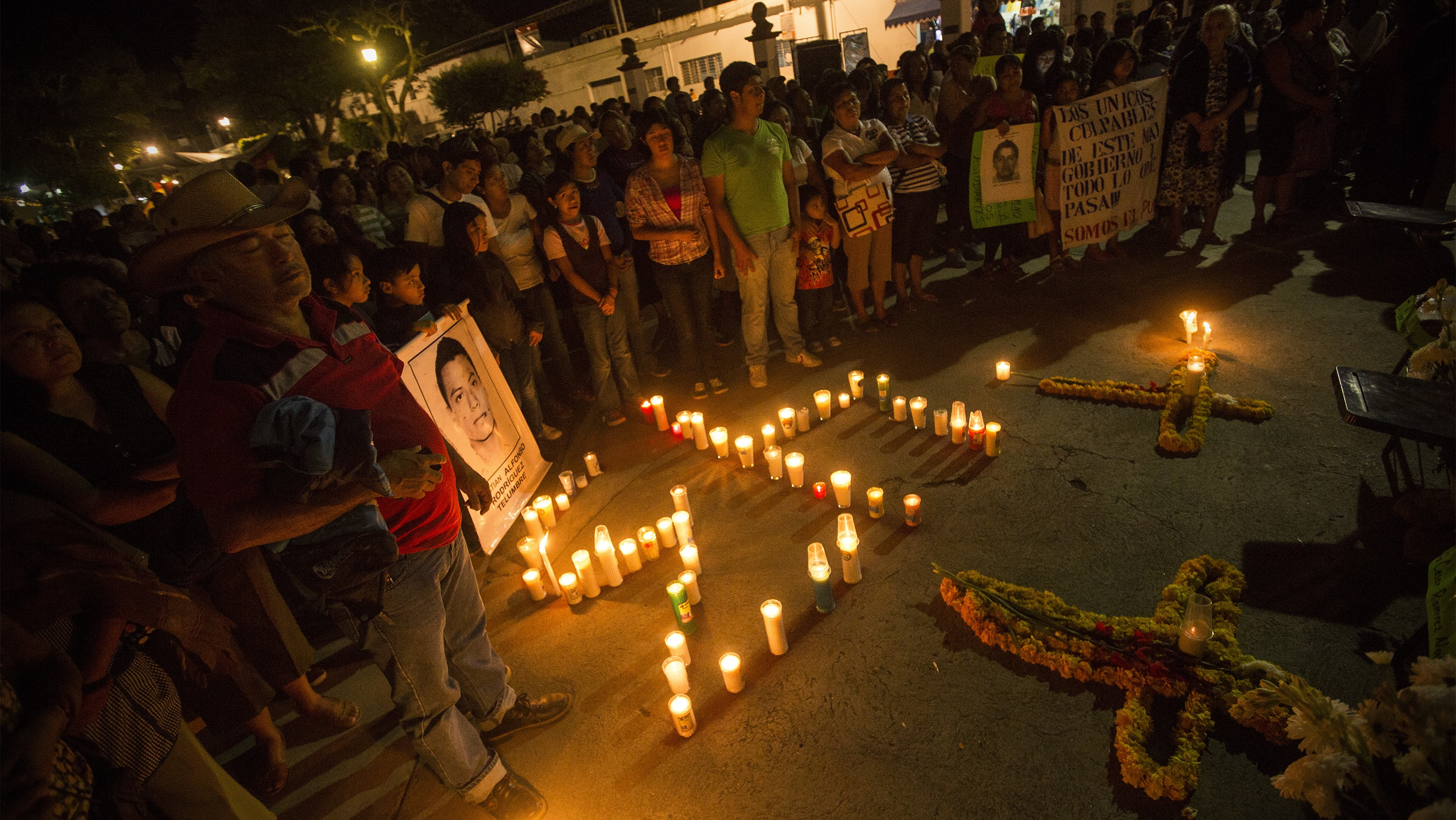 More Bloodshed in Mexico: Activist Who Led Search Parties for the Missing 43 Is Shot Dead