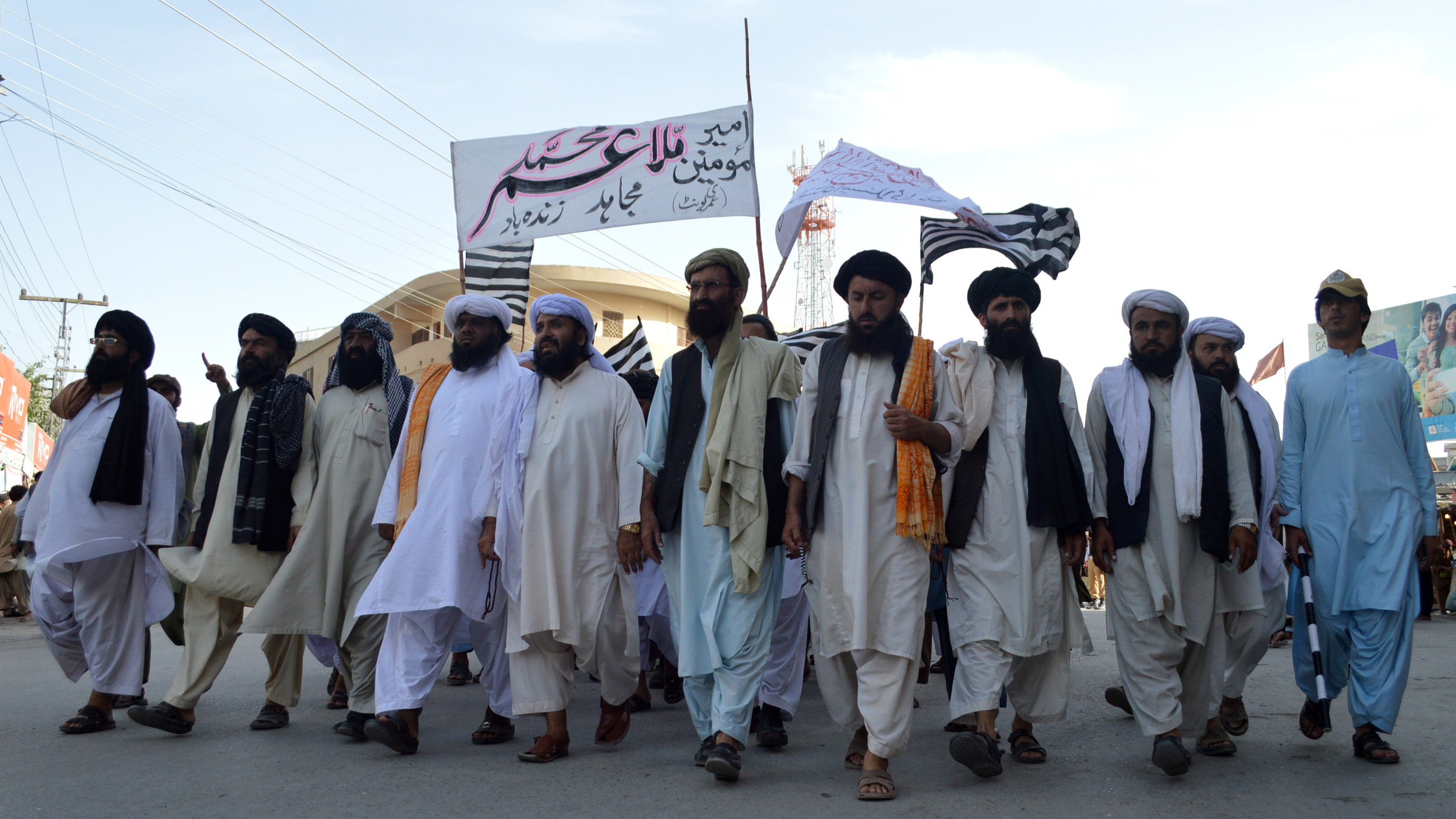 Even The Taliban Is