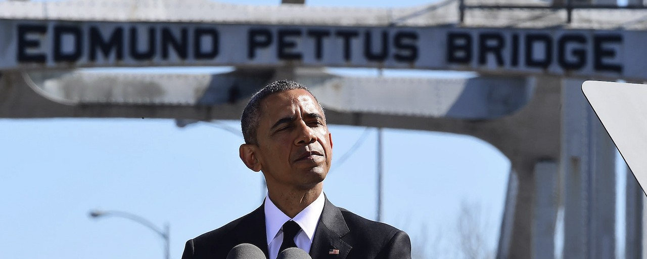 Obama Calls on Congress to Restore Voting Rights Act