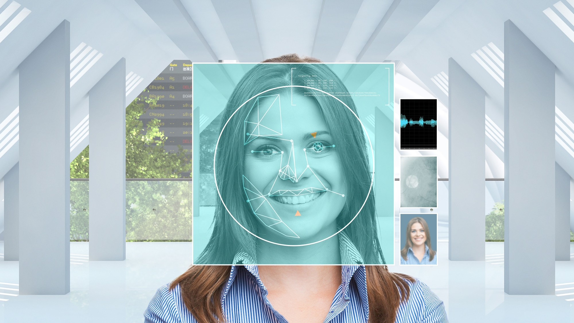 Facial Recognition Technology Is Big Business — And It's
