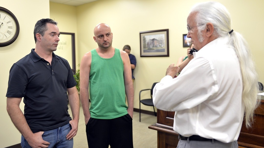 same sex marriage licenses in kentucky in Newcastle