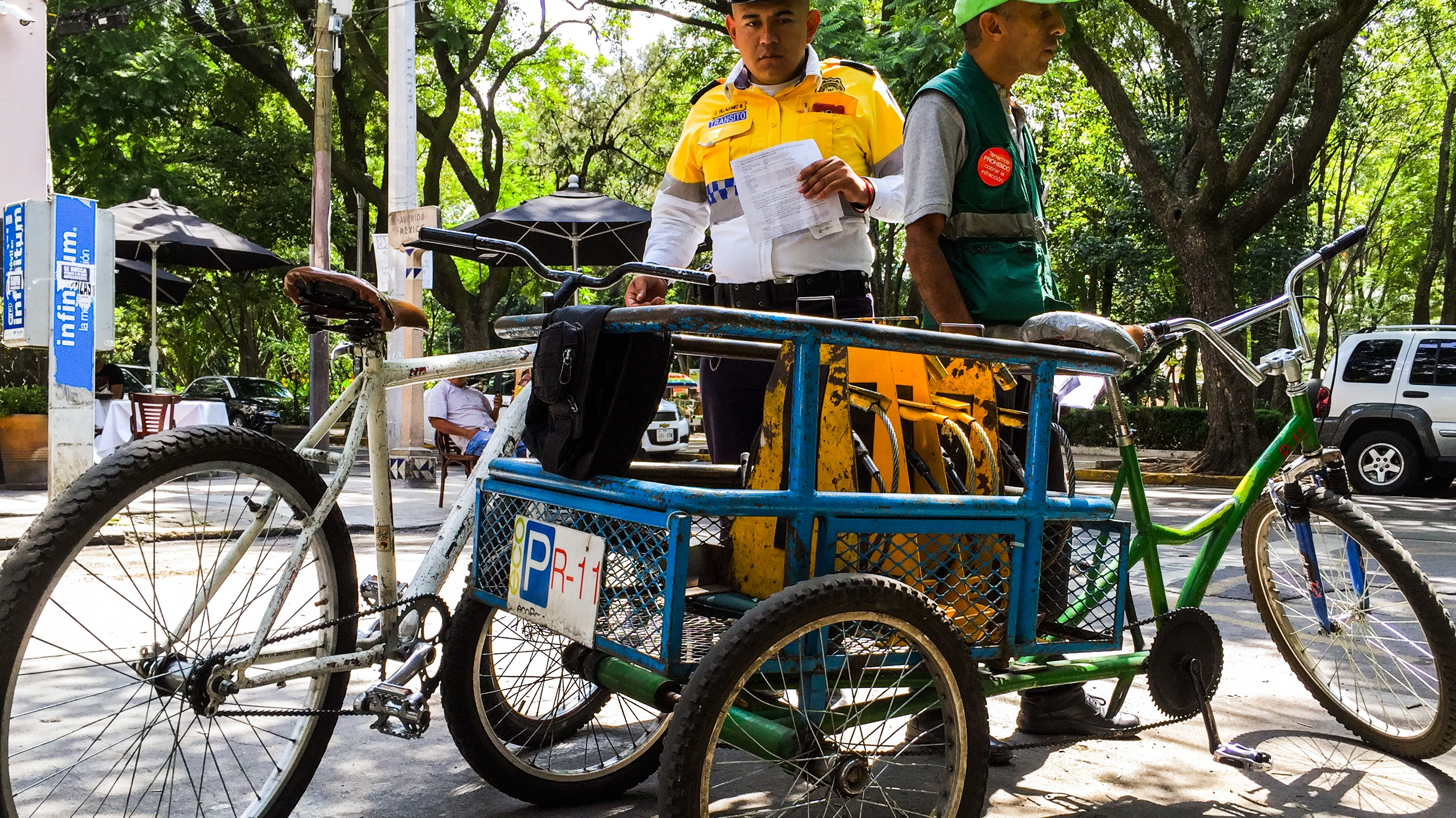 Why Residents of Mexico City Are Organizing Themselves Against Parking Meters