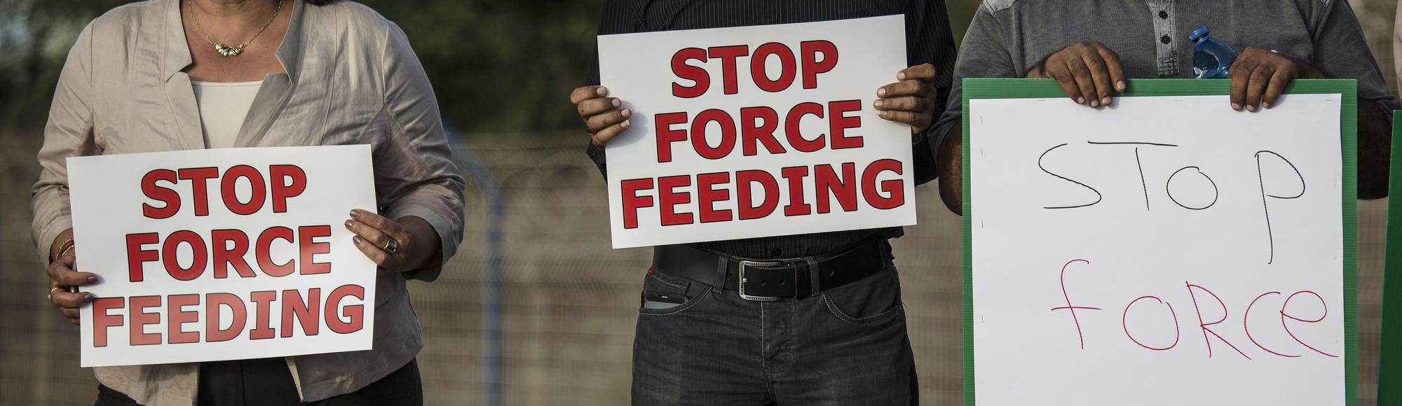 Palestinian Hunger Striker Loses Consciousness, Testing Israel's 'Unethical' Force-Feeding Law
