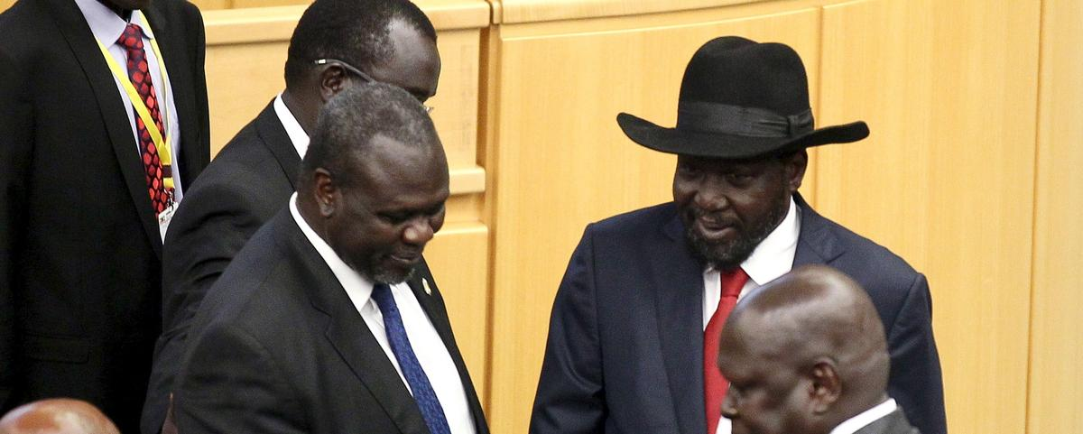 South Sudan's President Refuses to Endorse Peace Deal as Deadline Passes