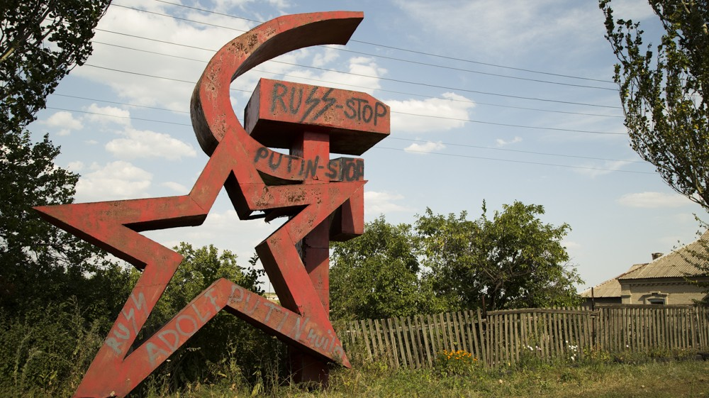 Ukraine's Mystery Battle: Hunting for Truths Across an Elastic Border