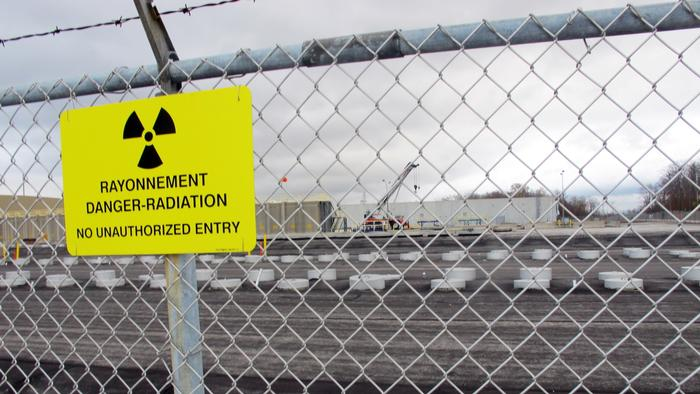 Canada Might Start Dumping Nuclear Waste Near The Us