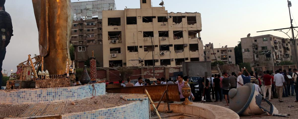 Islamic State Claims Responsibility for Cairo Car Bombing