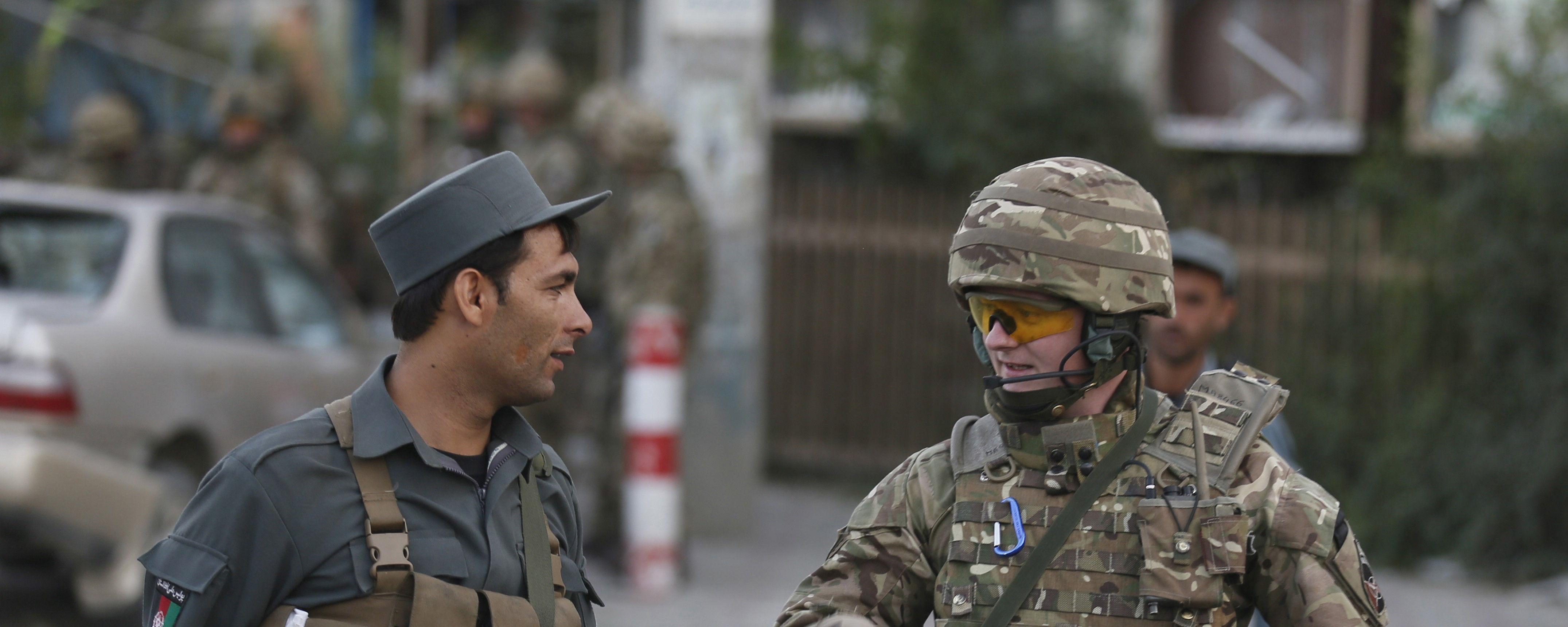At Least 12 Dead After Suicide Attack on NATO Convoy in Kabul