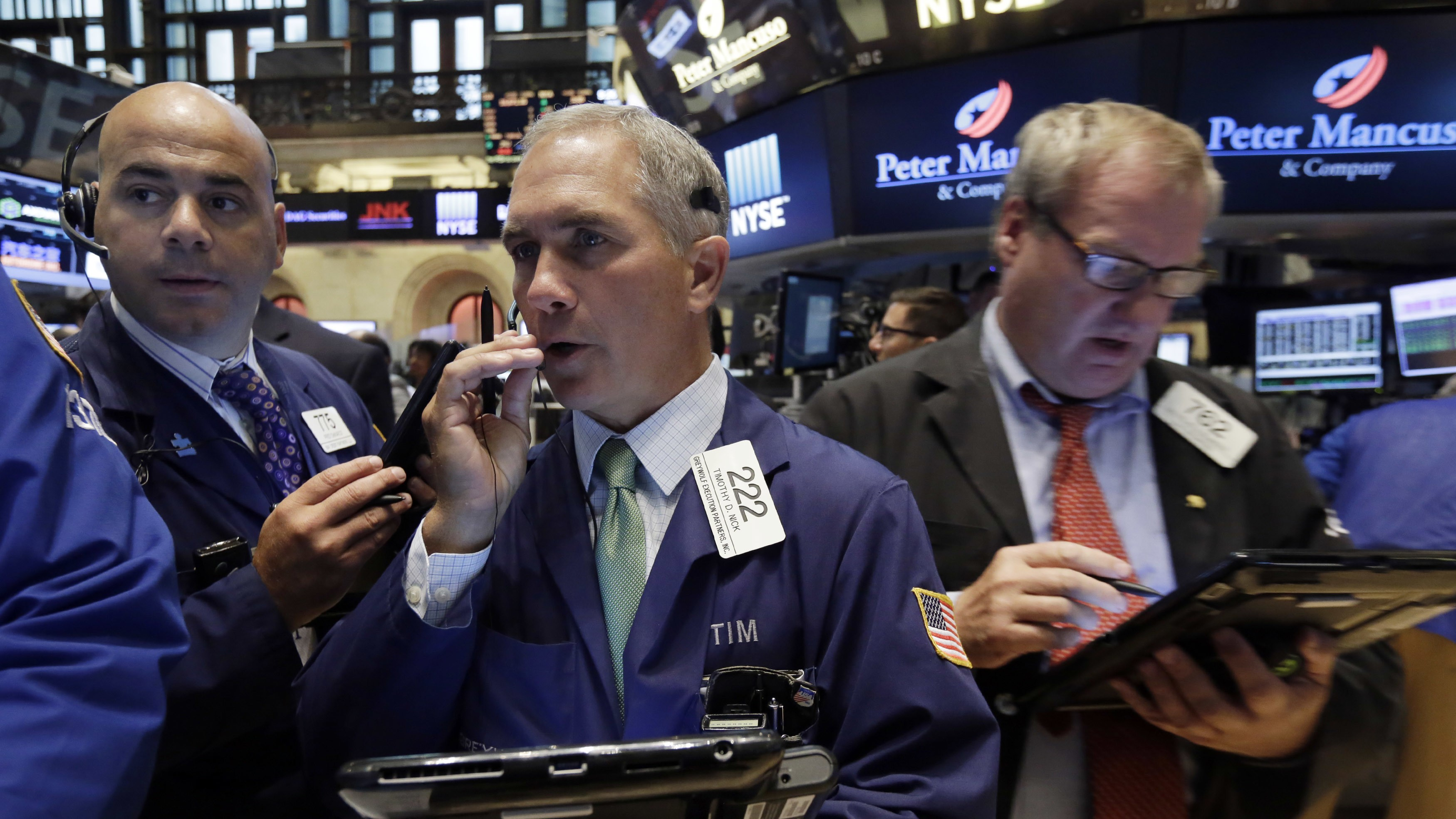 Dow Jones Rebounds — Then Tumbles Again — Amid China's 'Black Monday' Panic
