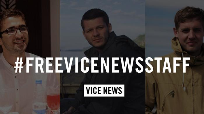 VICE News Condemns Turkish Government Over Detention of Its Journalists on Terrorism Charges