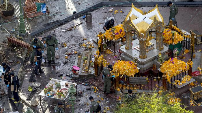 Suspects' DNA in Deadly Thailand Bombing Turns Out Not to Match Evidence