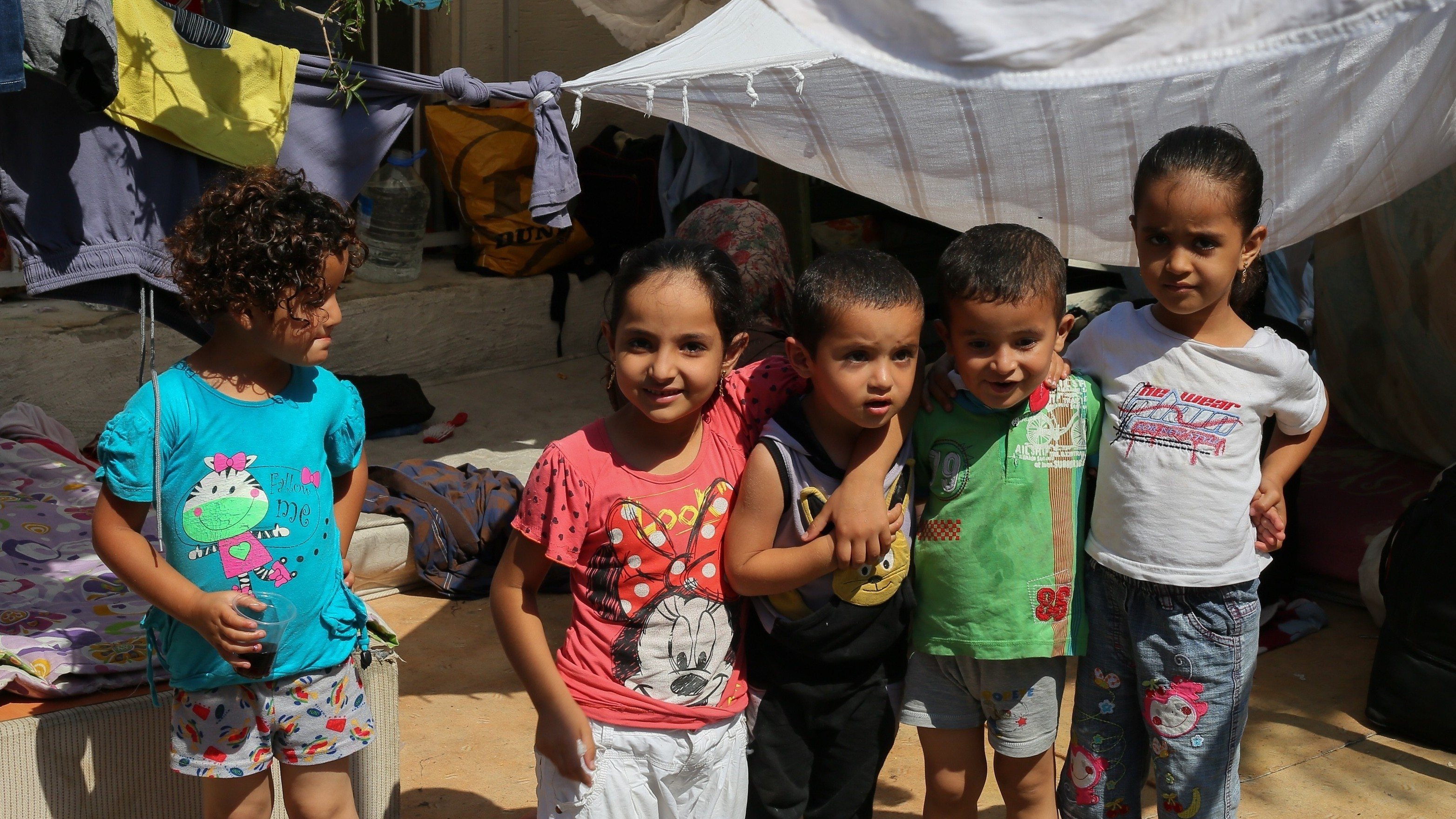 Warzones Risk Creating a Lost Generation of Children in the Middle East and North Africa