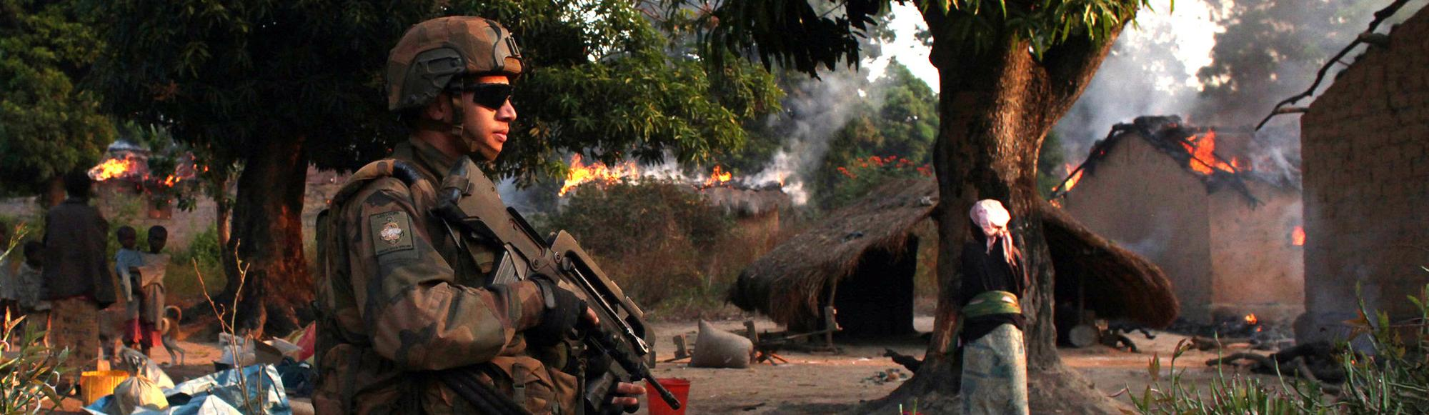 French Troops Face Another Sexual Abuse Allegation in the Central African Republic