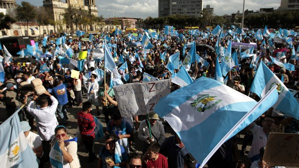 Guatemala Holds Presidential Election Despite Calls for Delay Amid Corruption Scandal