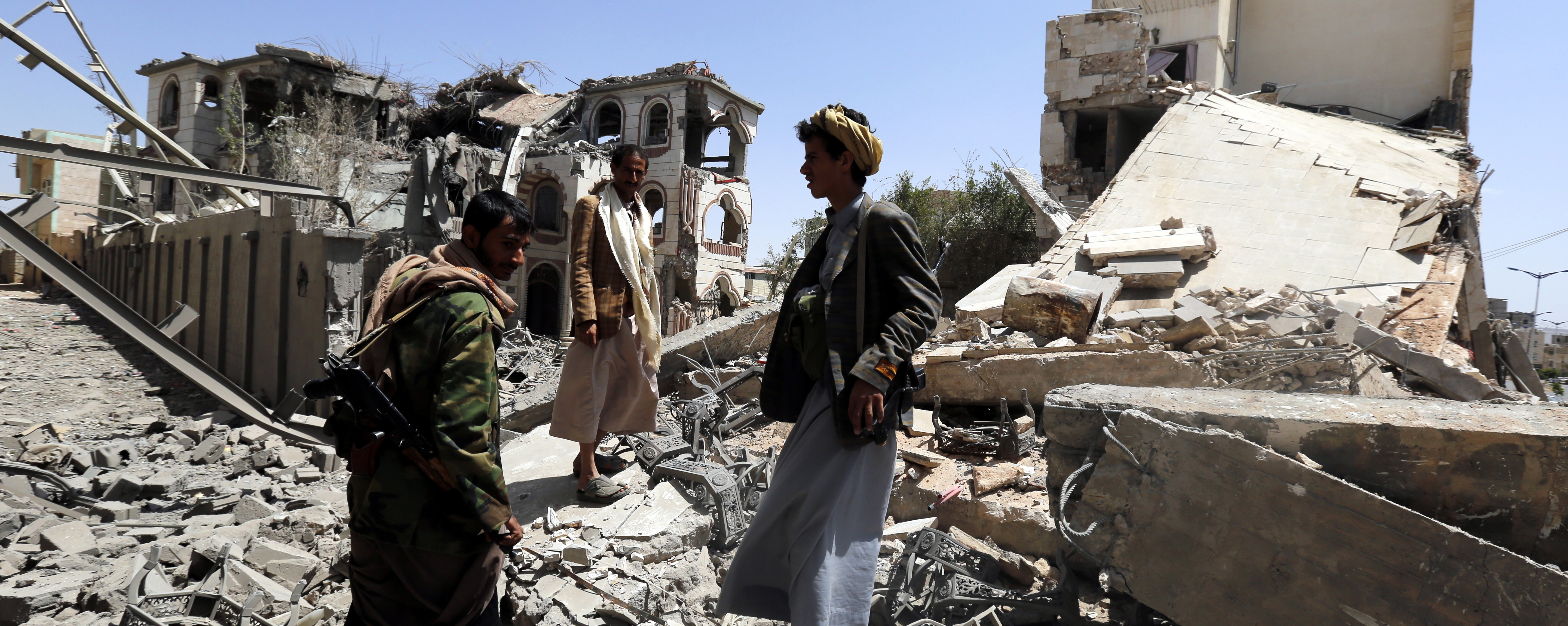 Leaked UN Email on Yemen Shows Difficulty of Negotiations — and Fears Over Al Qaeda's Growing Presence