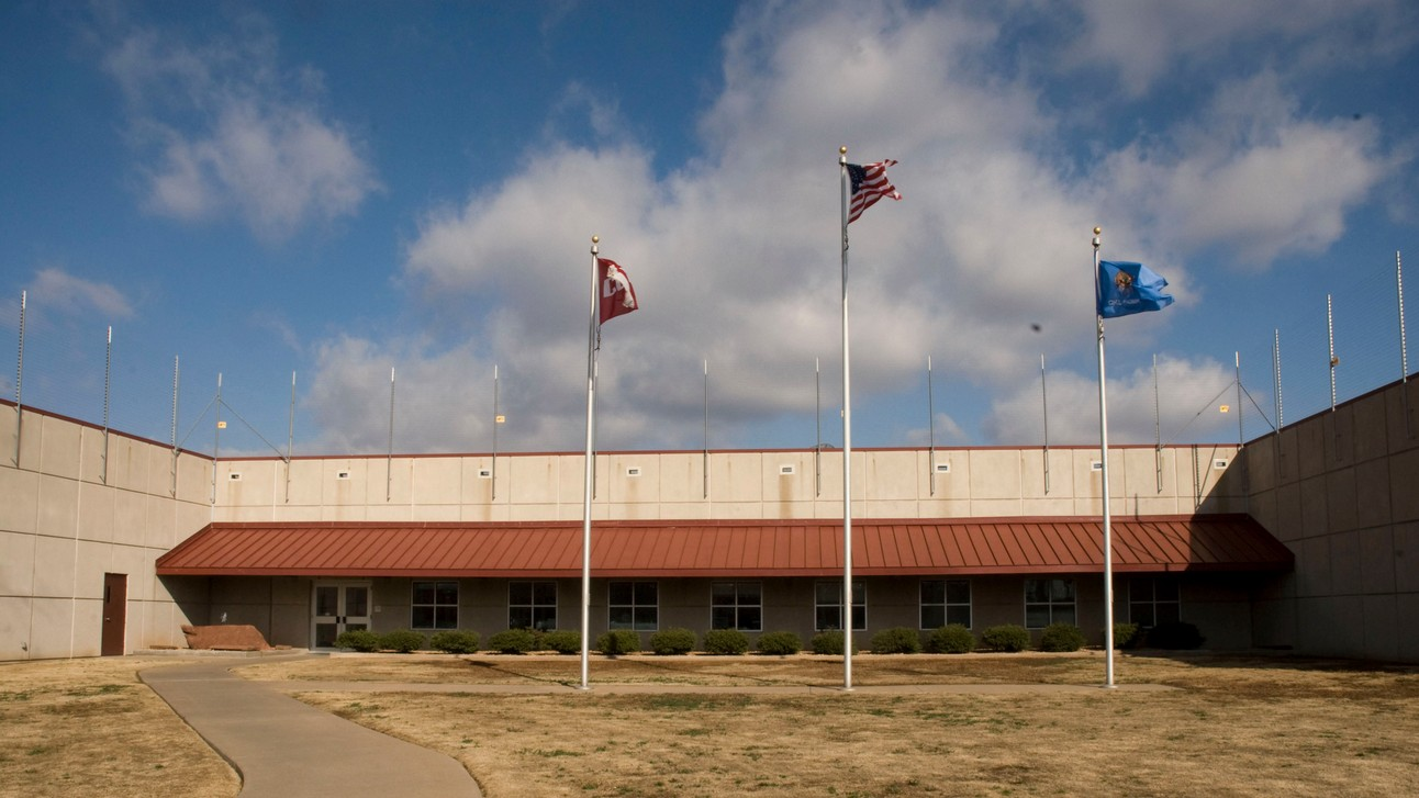 Four Inmates Dead After 'Stabbing Incident' at Private Prison in Oklahoma