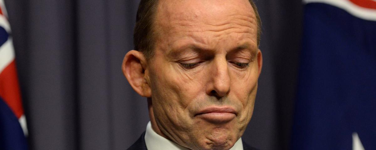 Australia Prime Minister Tony Abbott Is Overthrown by His Own Party