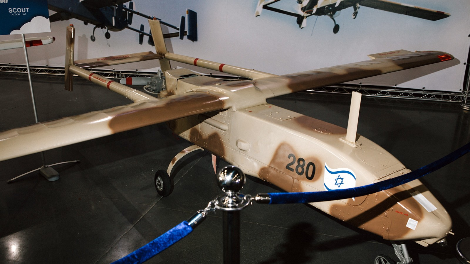Newest Trend for Israeli Drone Industry: Shooting Them Down