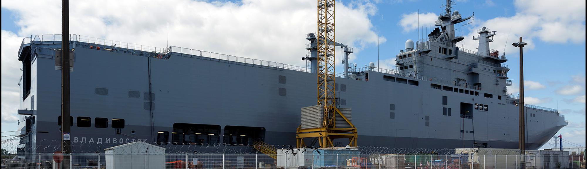Why Are the French Selling Russian Weapons To Egypt? Mistral Saga, Part Deux