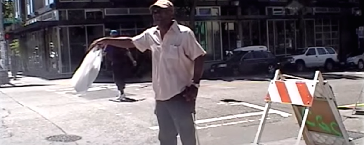 Seattle Cop Fired After Arresting Black Man Using Golf Club as a Cane