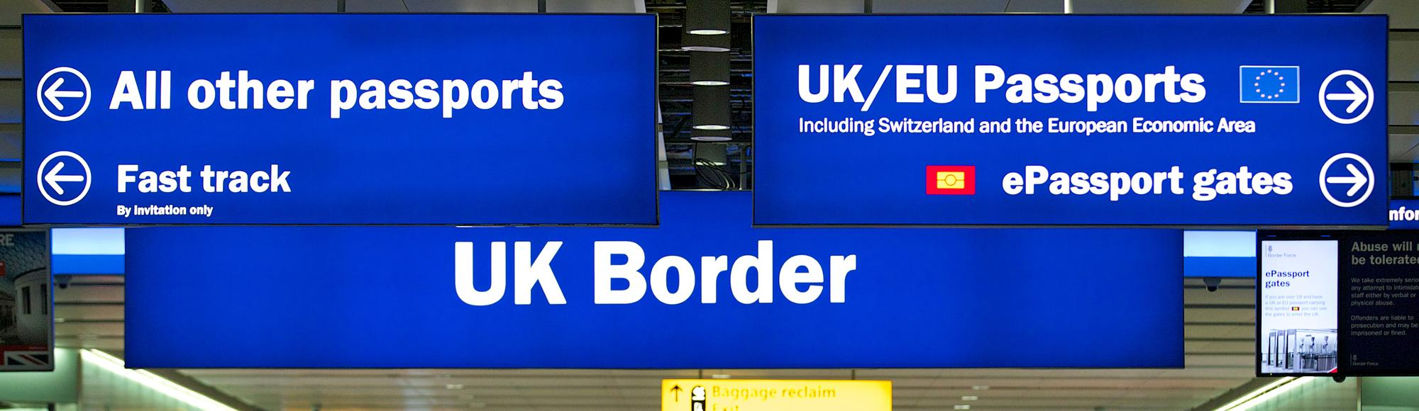 What It's Like to Be Violently Deported from the UK