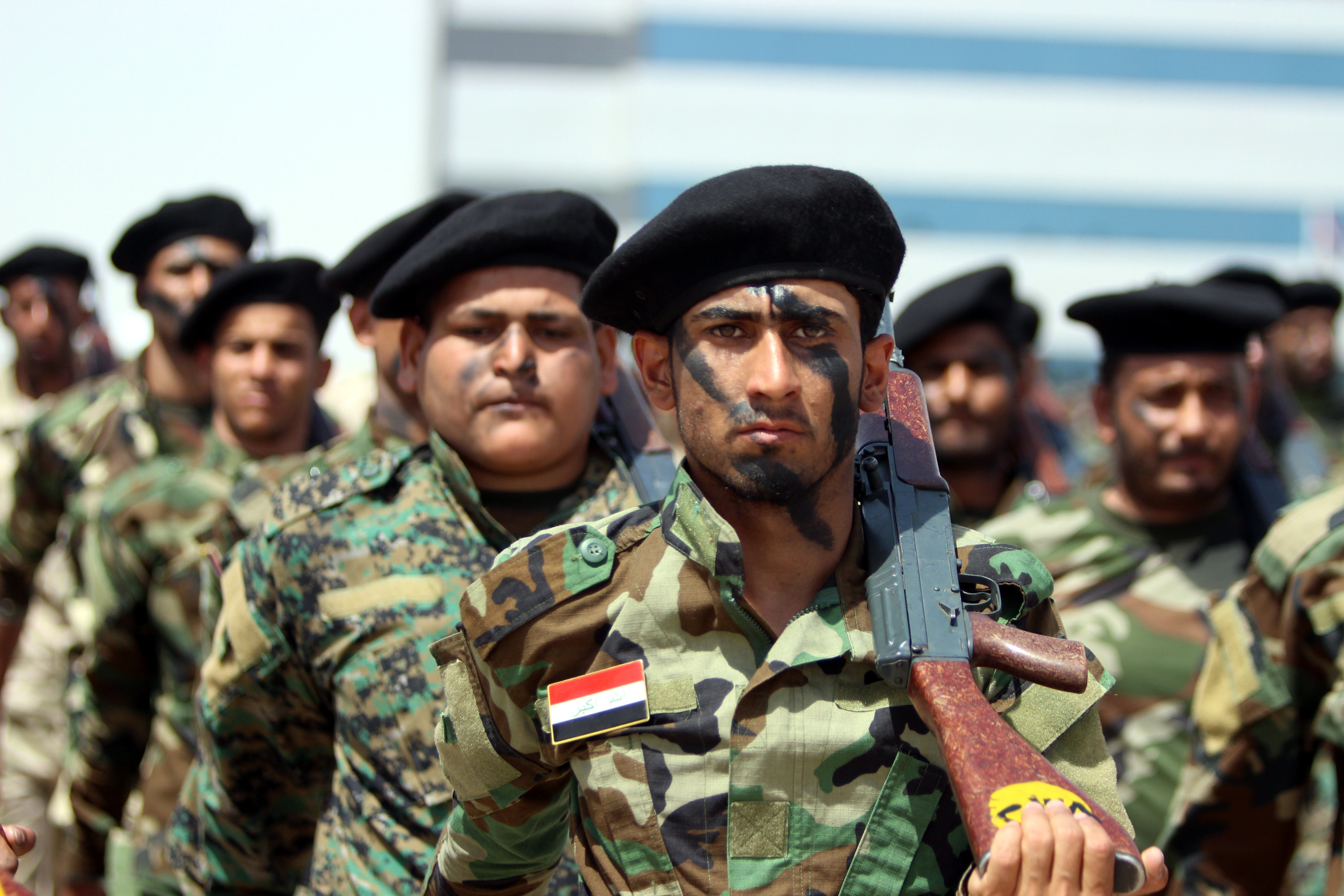 Whores in Tikrit