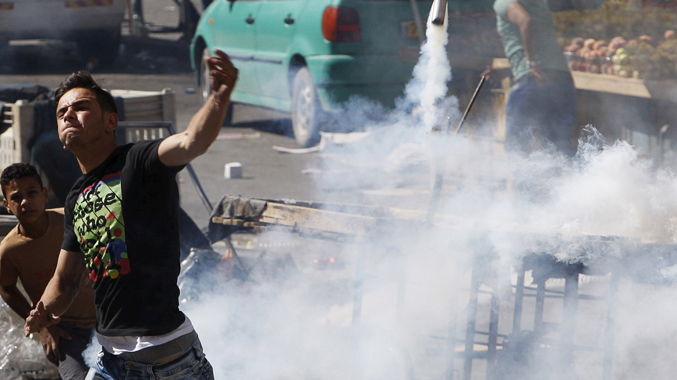 Protests and Rage Spread to the West Bank After Tense Week in Jerusalem