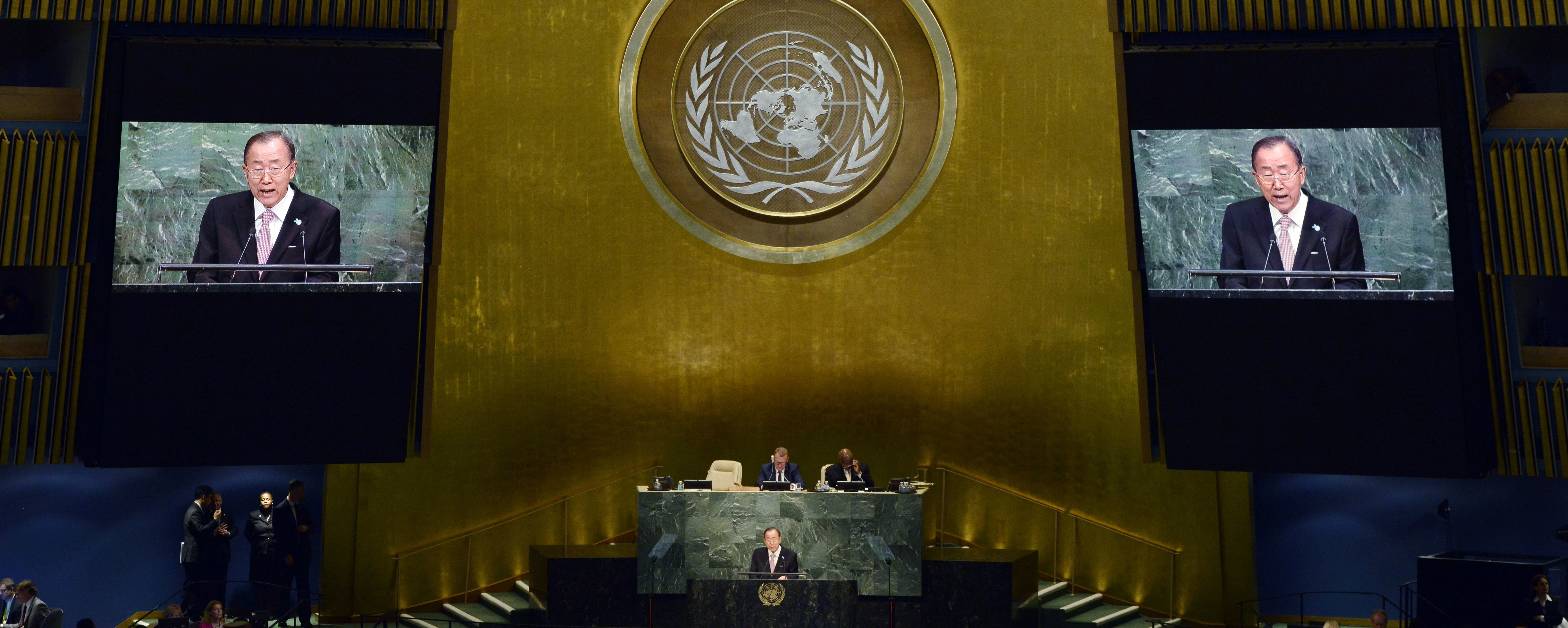 These Are the Goals the UN Set to Combat Poverty and Address Climate Change
