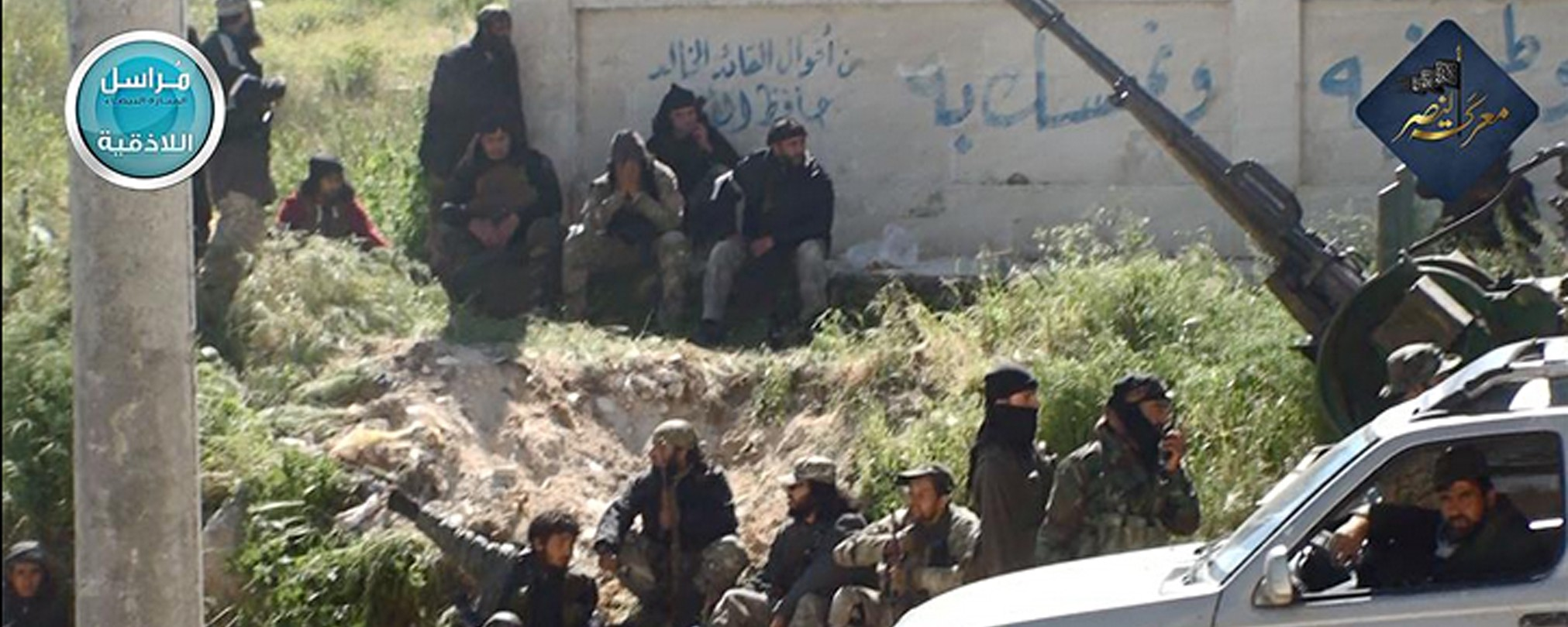 CENTCOM Admits US-Trained Syrian Rebels Gave a Bunch of Supplies to al Qaeda Affiliate