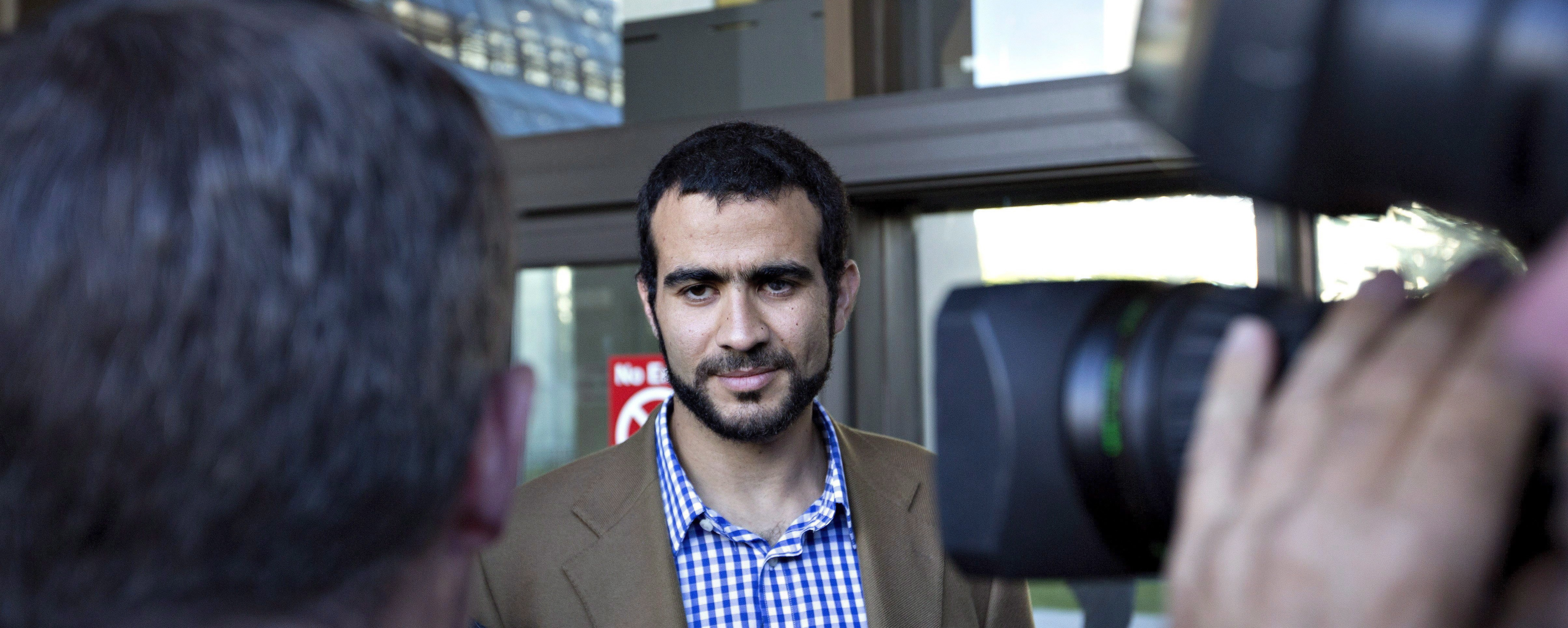Ex-Guantanamo Inmate Omar Khadr Talks About Life on the Outside at Screening of Doc