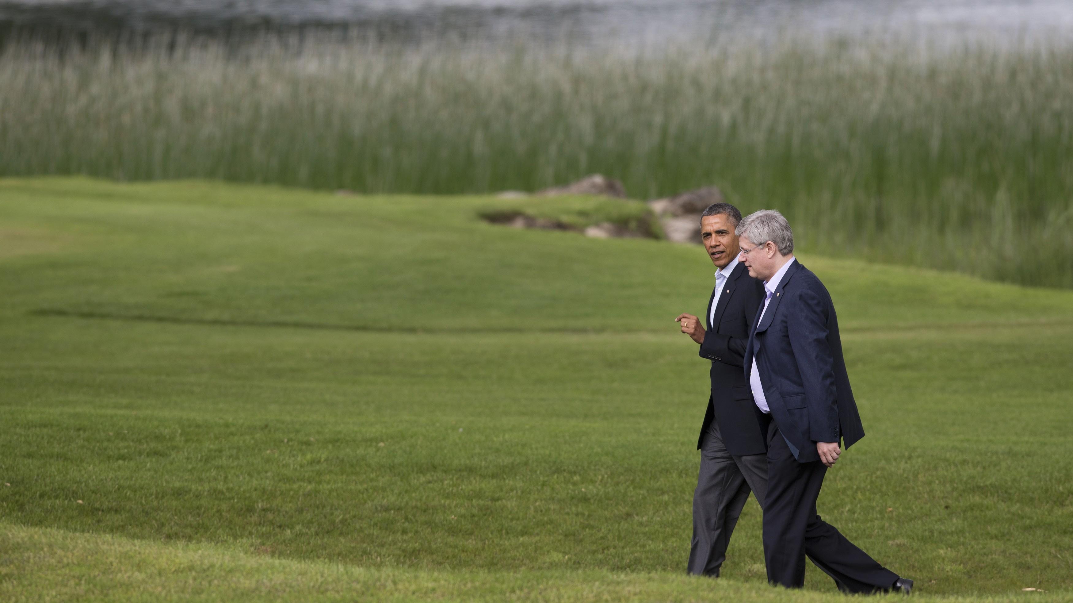 'Our Prime Minister Doesn't Like Barack Obama': Canada-US Relations Go Under the Microscope