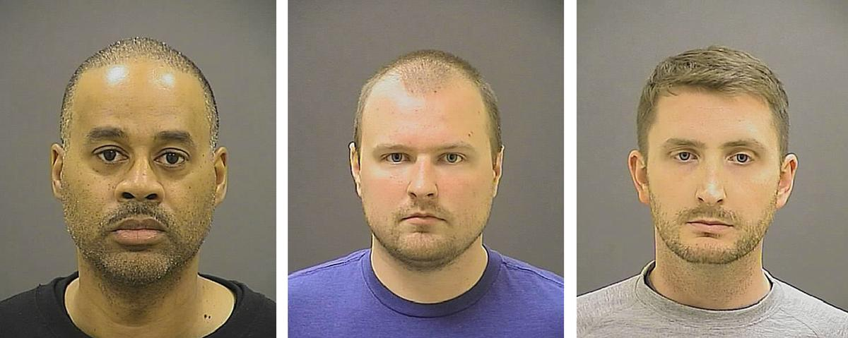 Baltimore Judge Sets Trial Dates for Officers Accused of Killing Freddie Gray