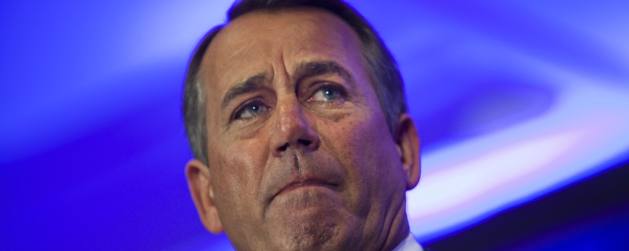 A Top Hillary Clinton Adviser Called John Boehner 'Louche, Alcoholic, Lazy'