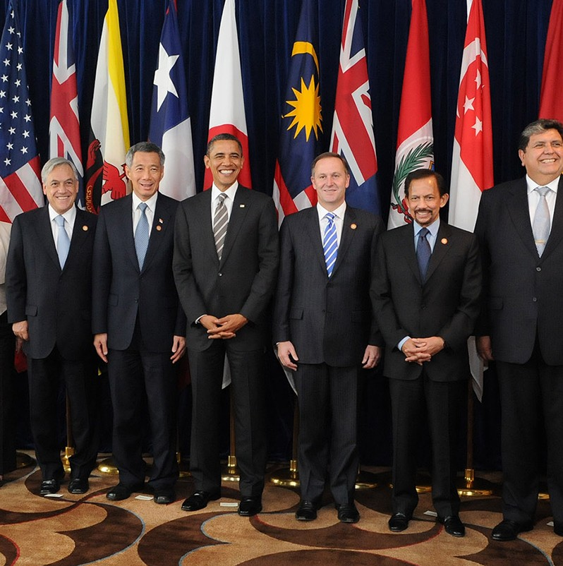 What is the trans pacific deal-1037