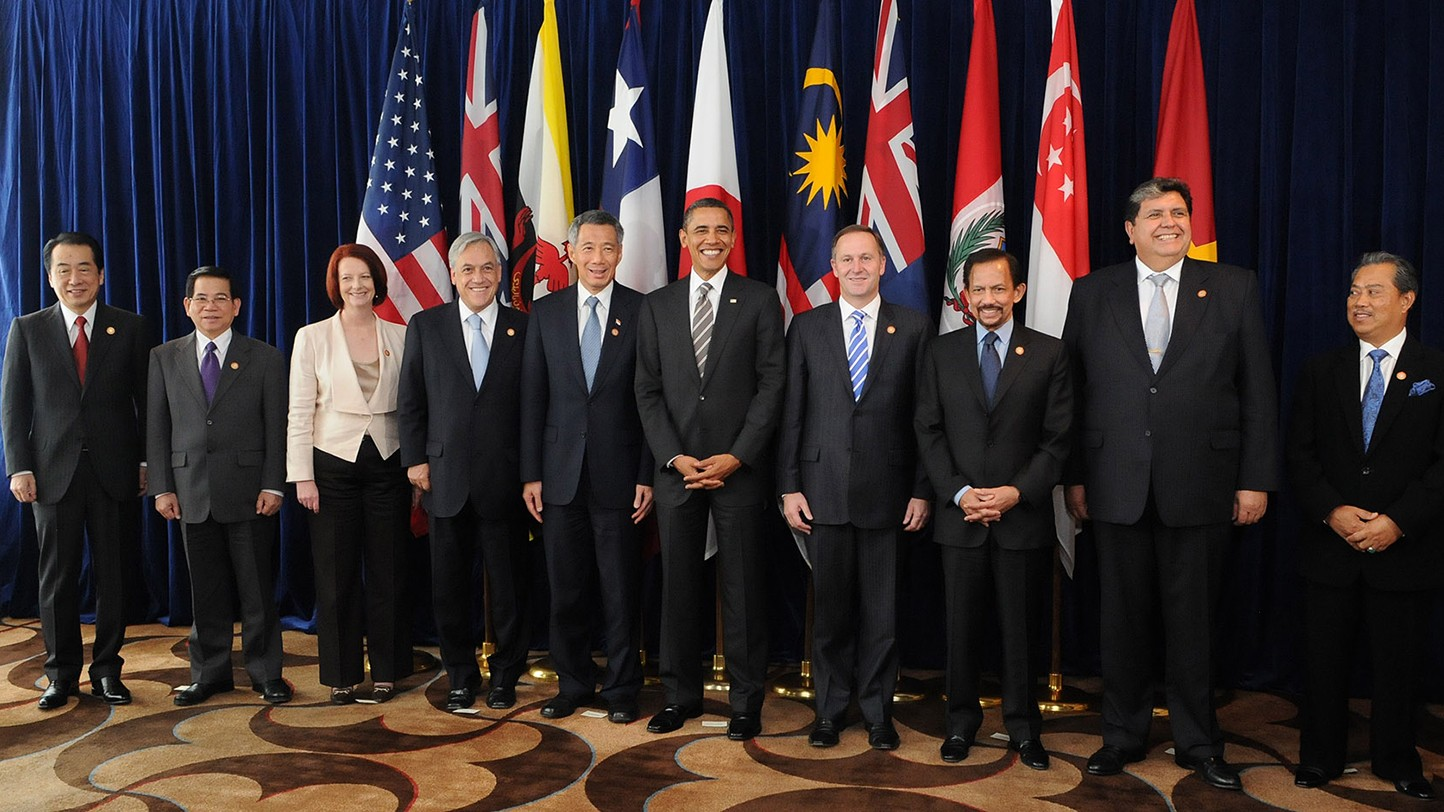 Trans-Pacific Partnership Talks Wrapping Up as Obama Seeks Republican Support for Deal