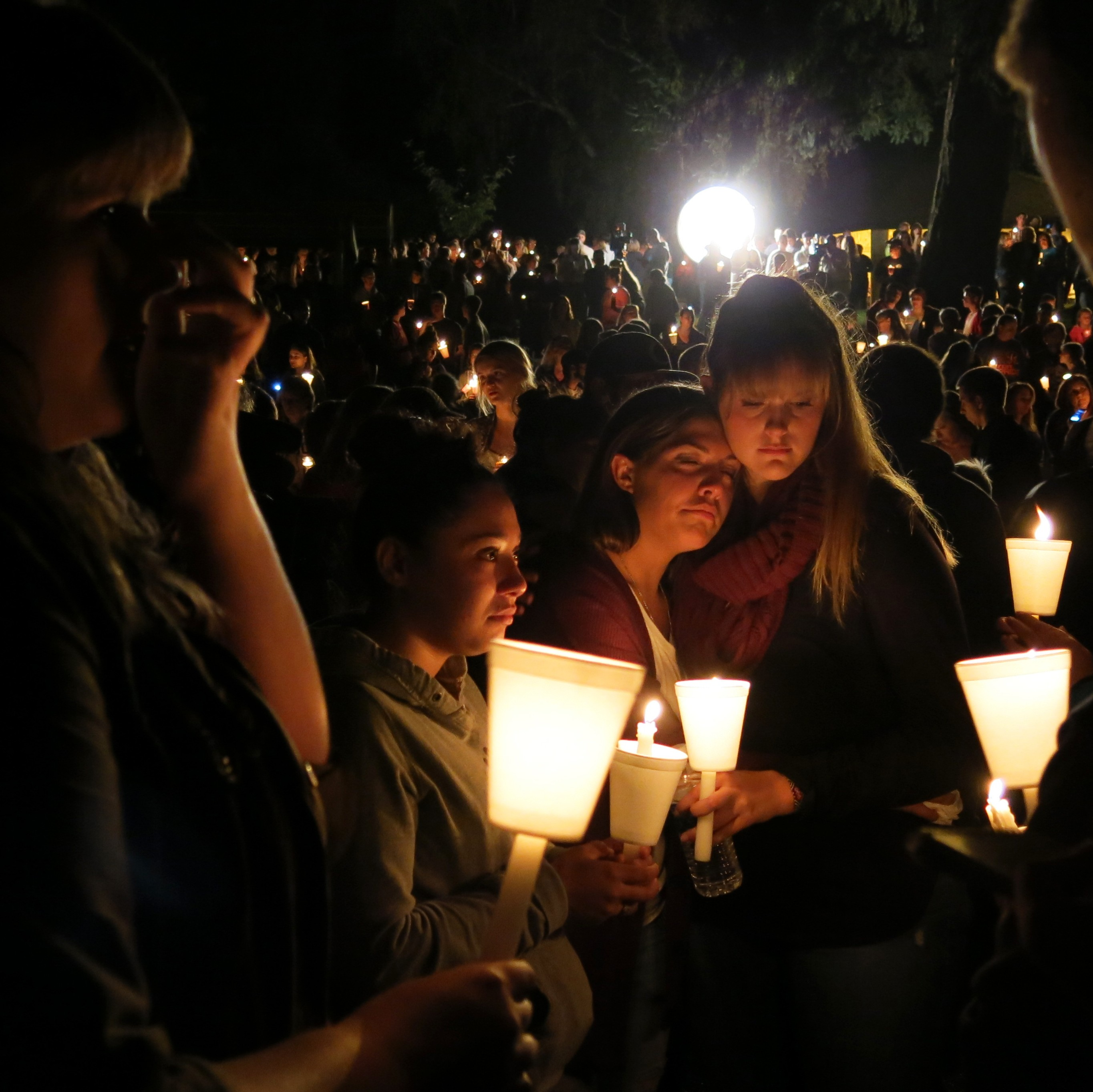 Details Emerge About Umpqua Community College Shooting