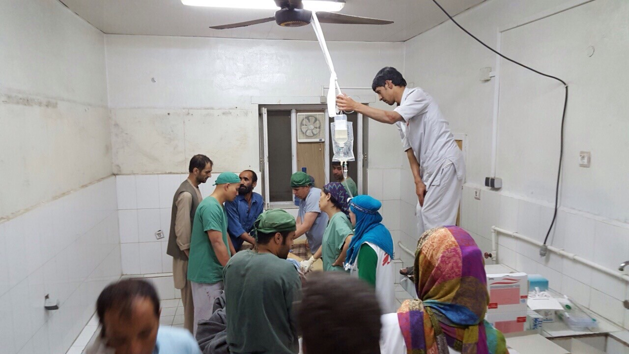 MSF Says Afghan Hospital Was 'Repeatedly Hit' by Bombs in Prolonged Attack