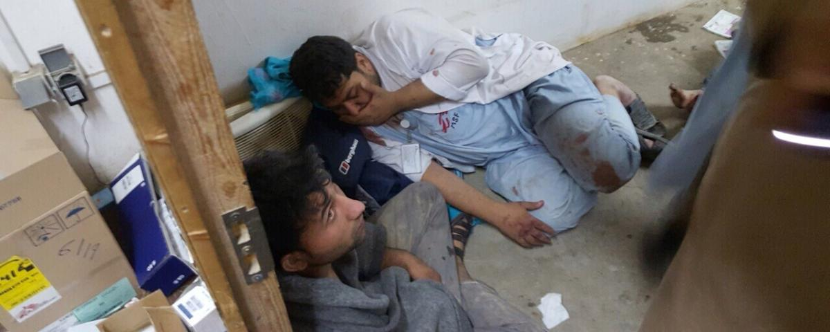 19 Dead After Apparent US Airstrike Hits MSF Hospital in Afghanistan