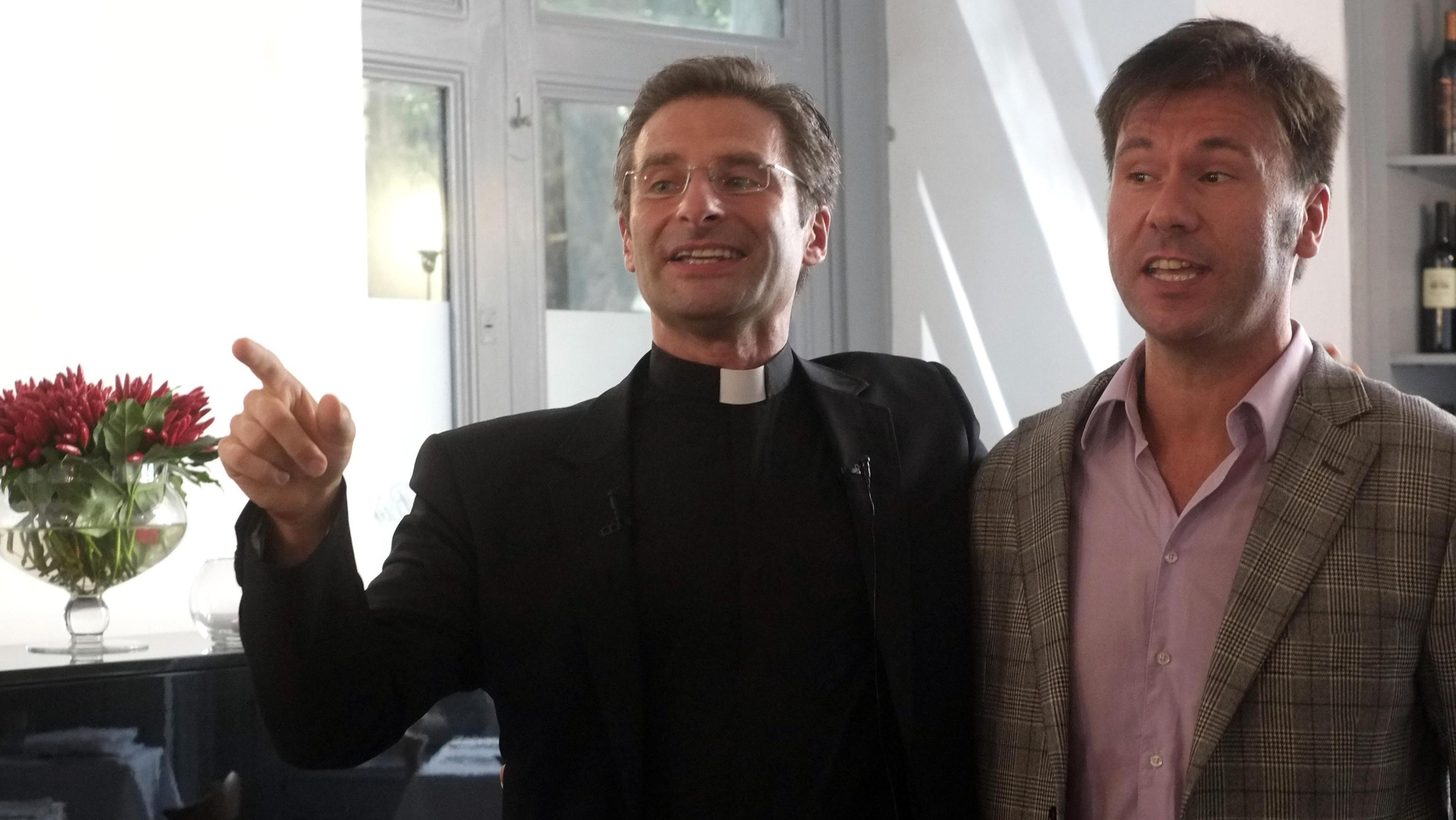 Vatican Fires Polish Priest After He Comes Out as Gay to Reporters