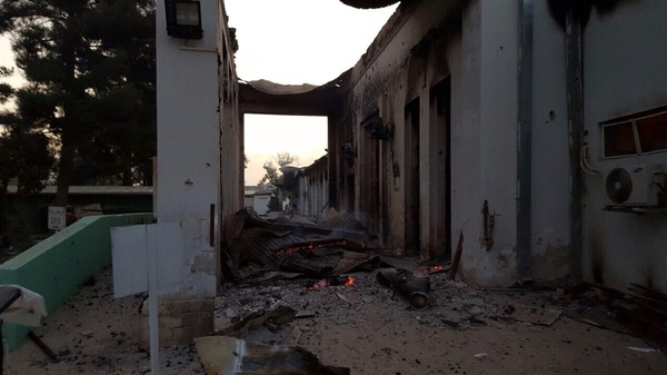 US Attack on MSF Hospital in Kunduz Leaves Patients with Nowhere Left to Turn