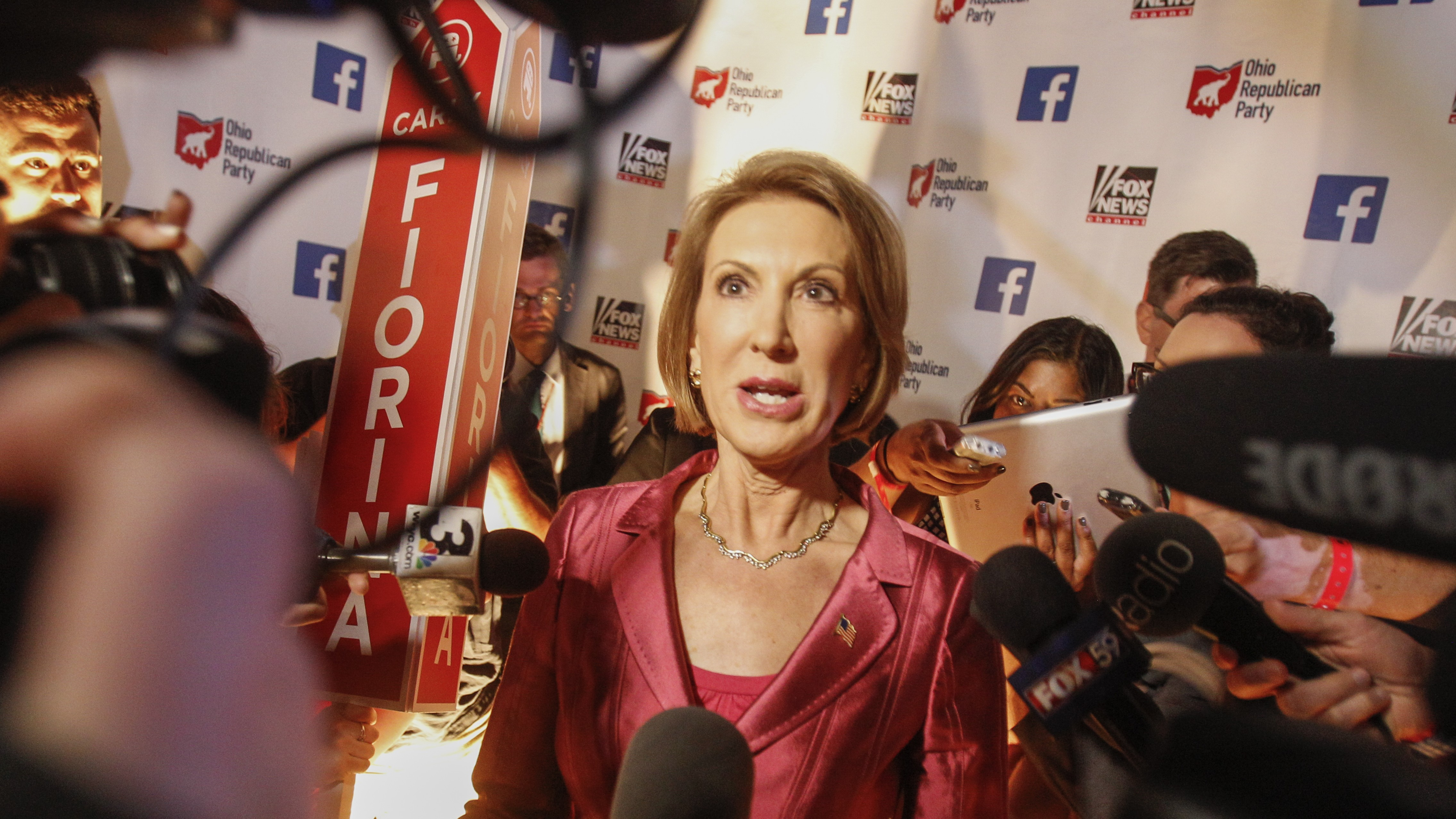 How Carly Fiorina's Candidacy Is Helping the Republican Party — Even If She Doesn't Win