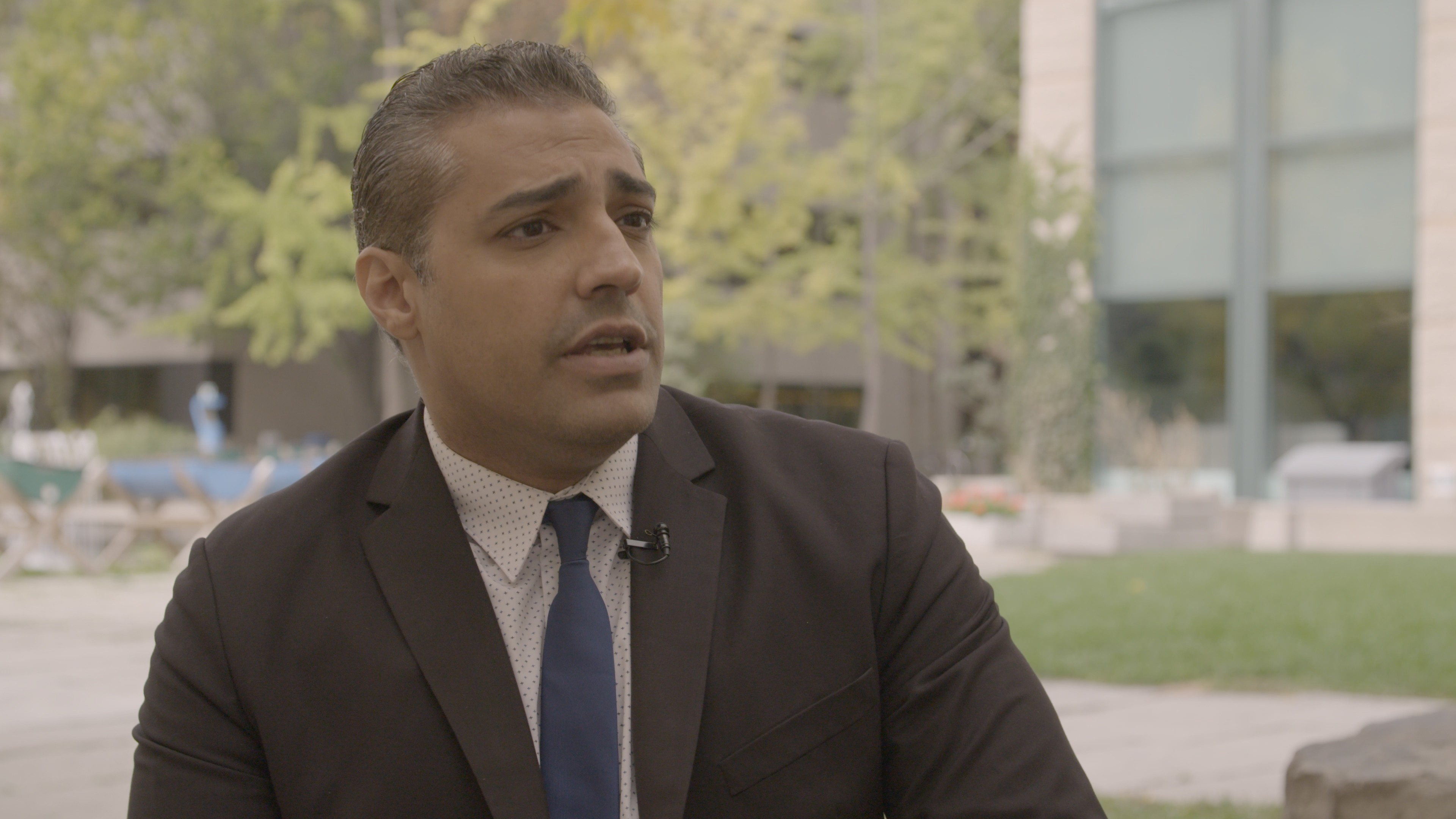 Mohamed Fahmy Is Back in Canada — And Lashing Out at PM Stephen Harper