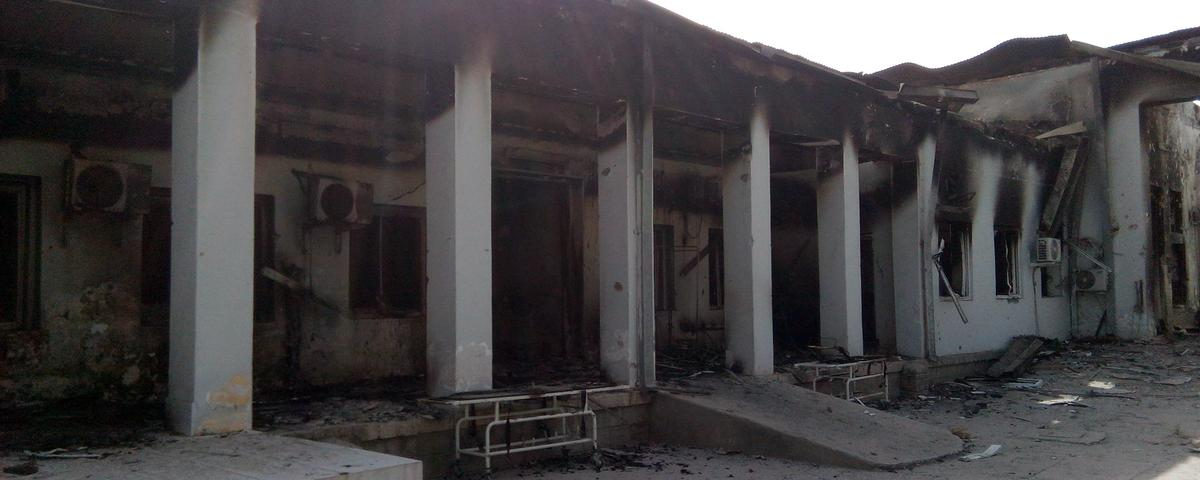What Happened at the Kunduz Hospital Airstrikes? Details Are Starting to Emerge