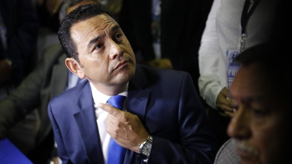 Comedian Leading Guatemalan Presidential Race Accused of Being Front for the Military